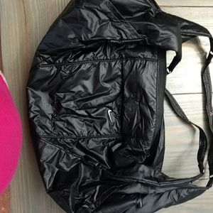 "Womens Nike ""Victory"" workout bag black"